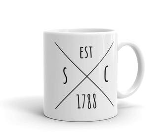South Carolina Statehood - Coffee Mug