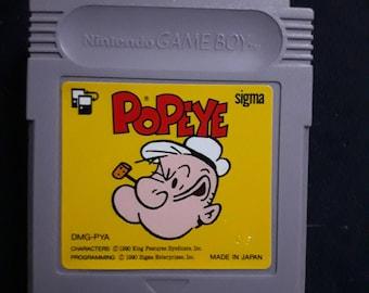 POPEYE Nintendo GAME BOY
