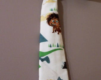The Good Dinosaur Baby Boy Neck Tie
