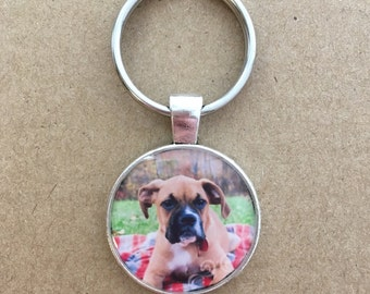 Photo Keychain, Memorial Keychain