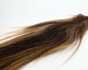 Tanned Horse Tail : Multi Colored (18-06T-MC)