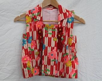 Japanese childs vest