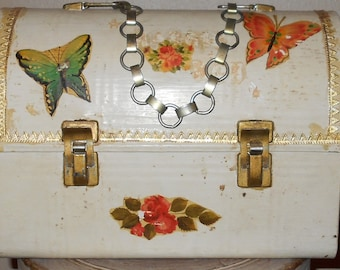 Vintage Lunch Box Purse - Repurposed Lunch Box - Vintage Lunch Box - Lunch Box
