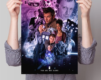 Doctor Who Poster - Series Three