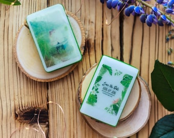Custom Soap with Your Photo, Wedding Gift With Your Picture, Family Photo Gift Idea