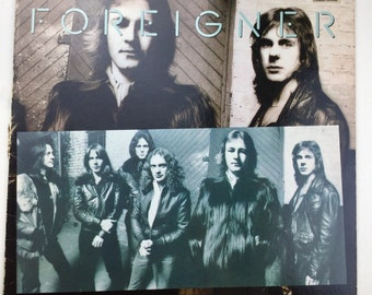 Foreigner - Double Vision - 1978 Vintage Vinyl Record SD 19999