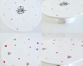 Cake plateau Cake Dish Cakeplatter