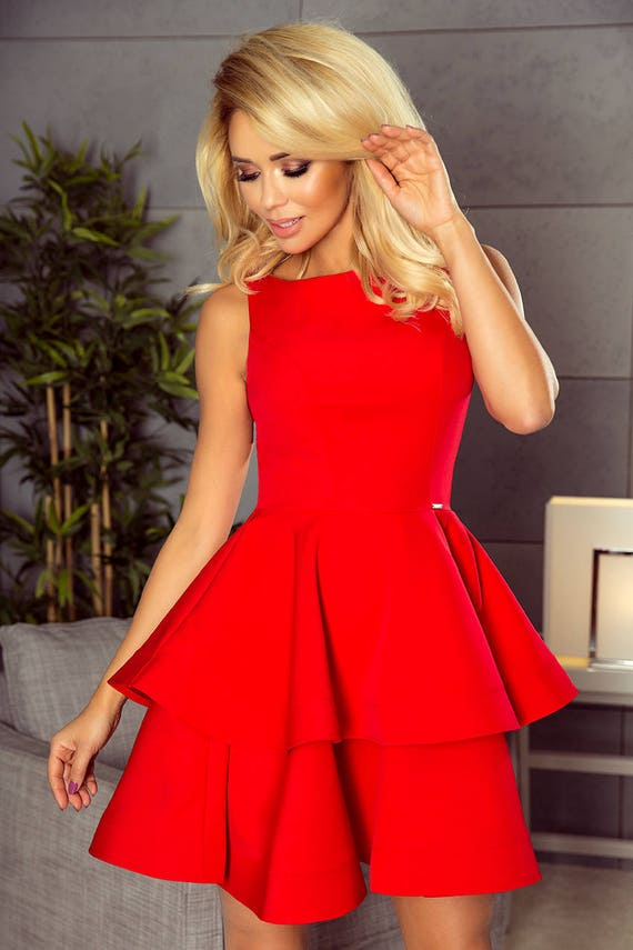 d519f8cf99a88 Top 10 Little Red Dress Styles to Celebrate Romance this Valentine's Day