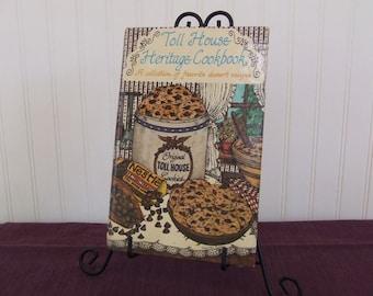 Toll House Heritage Cookbook, Vintage Cookbook, 1980