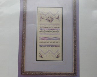 Secret Garden Cross Stitch Pattern by Lesa Steele