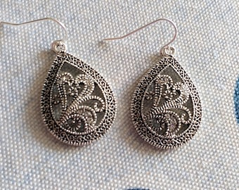 Antique Moroccan earrings