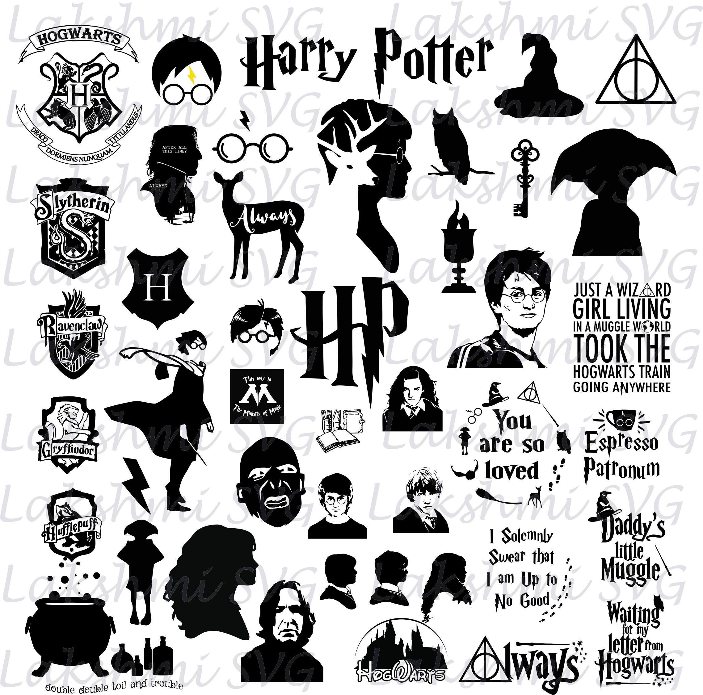 Download Harry Potter svg files Harry Potter svg you are so loved