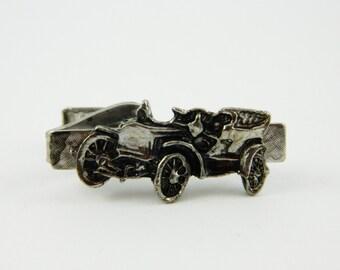 Vintage Automobile Tie Clip