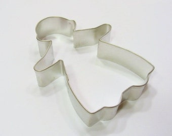 Gingerbread Girl  5 inch Cookie Cutter