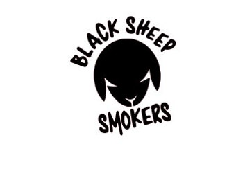 Black Sheep Smoker SVG