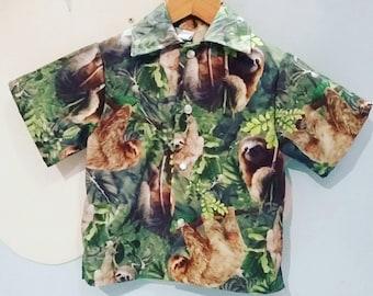 Sloth shirt