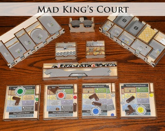 Mad King's Court compatible with Castles of Mad King Ludwig™
