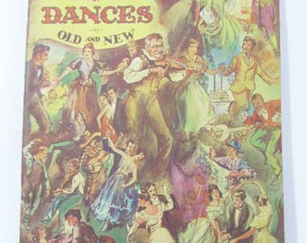 Treasure Chest Of Dances Old And New Circa 1937 Song Music Book