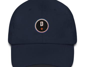 Houston Dynamo - Dad Cap - MLS Caps - Gifts for Houston Dynamo Fans
