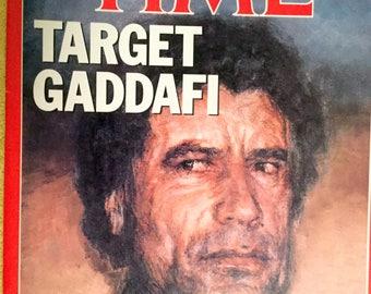 Time magazine, April 21, 1986