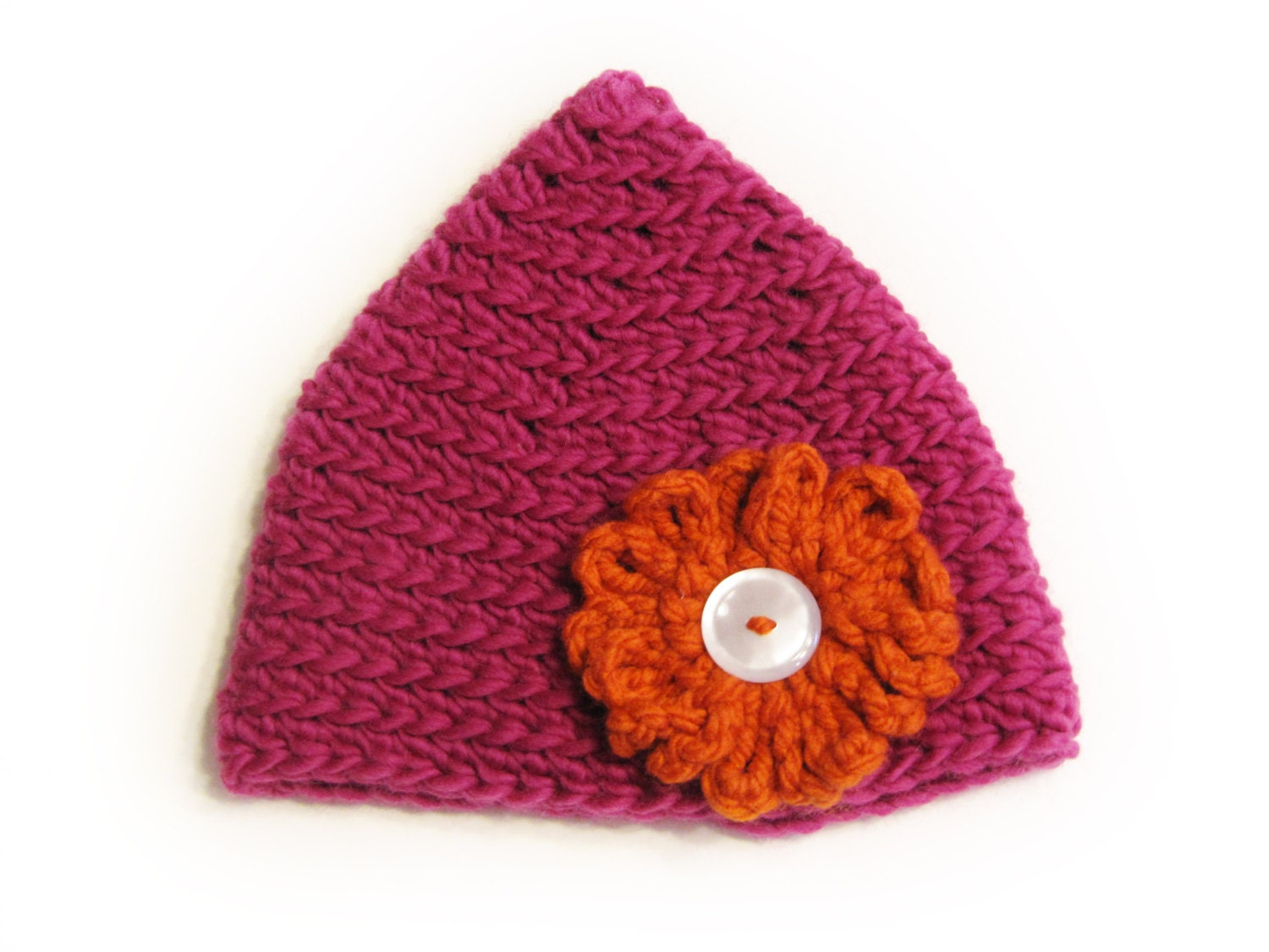 Pixie Point Hat CROCHET PATTERN instant download - elf gnome beanie ...