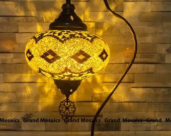 Turkish floor lamps | Etsy