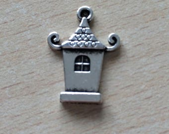 the little house the charms in silver