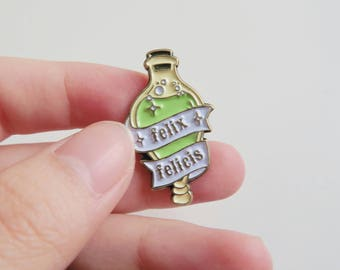 Felix Felicis Potion from Harry Potter // Lapel / Enamel Pins