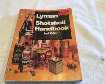 Lyman Shotshell handbook