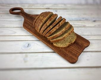 Breadboard-African Mahogany