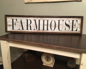 Farmhouse Sign,Wood Farmhouse Sign,Farmhouse Wall Decor,Rustic Wood Signs,Farmhouse Style Wall Decor,Farmhouse Signs,Rustic Signs,Wood Signs