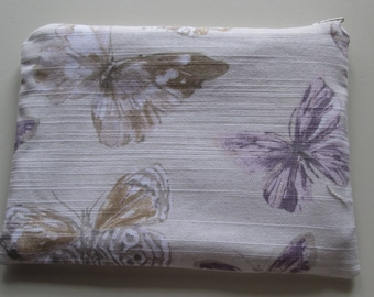Notions Case Lilac Butterflies