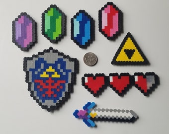 Legend of Zelda Assortment Magnets