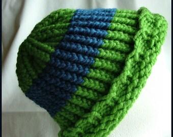 Adult Hand-Knit Beanie