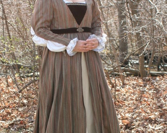 Italian Renaissance Gown, 15th Century SCA LARP court garb Ready to ship