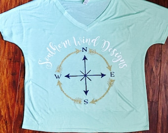 Southern Wind Designs Tee