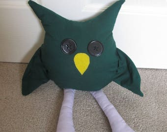 Stuffed Animals, Owl