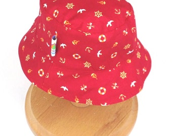 Reversible Red Ensign Hat