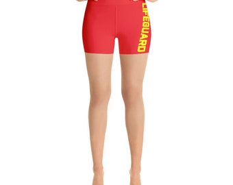 LifeGuard Yoga Shorts