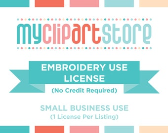 EMBROIDERY / DIGITIZING LICENSES