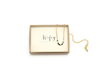 WIFEY || Morse Code Necklace, Wifey Necklace, Anniversary Gift, Wifey Birthday Gift, Wifey Gift, Wifey Jewelry, Wifey Birthday, Gift For Her