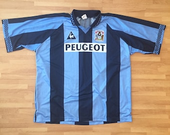 Vintage Coventry City jersey // mens XL