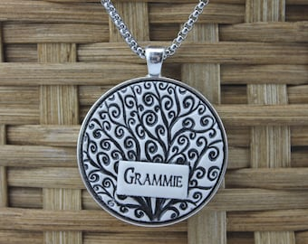 Grammie Pottery Necklace
