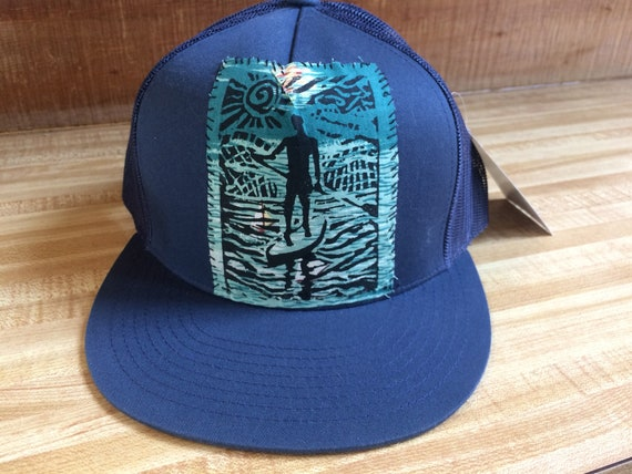 On Board Sup trucker hat