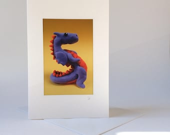 5th birthday card, FREE delivery