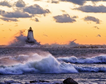 Ludington Lighthouse - Michigan Photography
