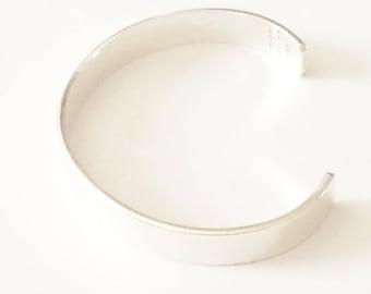 """Sterling Silver Cuff Bracelet 7"""" (20.1 grams)"""