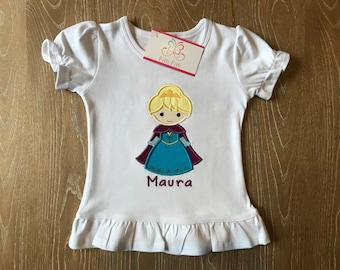 Elsa Coronation Day Shirt - Frozen Shirt