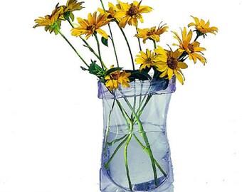 Le Sack Unique Malleable Vase Swiss Made