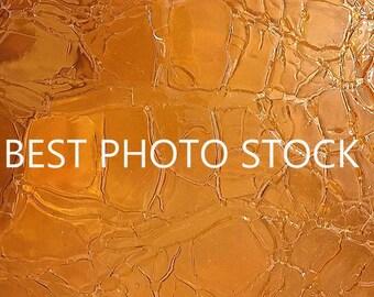 Orange Background Photo Stock | Digital Image | Business Promotion